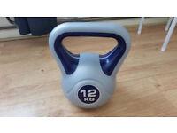 12 kg kettle bell
