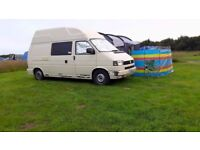 1993 Volkswagen Transporter T4 campervan Highroof+Tailgate (VW T4 LWB) SWAP/PX FOR TALBOT CAMPERVAN