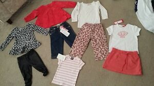 BABY GIRLS SIZE 1-2 CLOTHING Marino Marion Area Preview