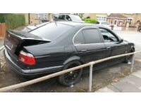 CALLS ONLY BMW E39 535i V8 BREAKING ONLY E30 E34 E36 E46 PROJECT for sale  Edmonton, London
