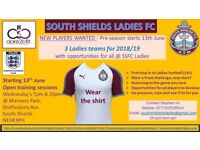 South Shields Ladies FC