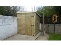 High Quality Garden Sheds