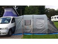 Van or stand alone awning. Perfect condition