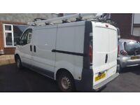 Excellent Van - Vauxhall Vivaro 2005 low mileage 103k 1year mot - Mechanically fit
