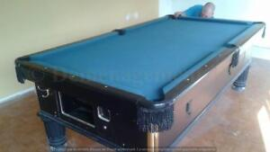 Safe and Pool Table Movers - 514-360-4907 - Déménageurs de Coffre fort et Table de billard