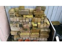 100+ White Bricks Suffolk includes some shaped edged bricks