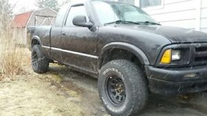 1996 chevy s10 with plow looking to trade