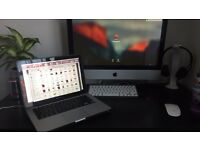 MACBOOK + iMAC + EXTRAS (NEED GONE ASAP)