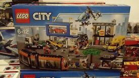 [BRAND NEW] LEGO 60097 city square set