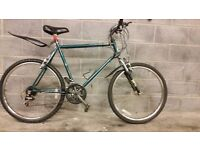 FULLY SERVICED OLD SCHOOL MOUNTAIN BICYCLE