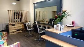 Hairdresser required, full or part time positions in a busy town centre salon.