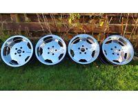 """16's Classic alloys wheels""""RH TOPLINE"""" all width J8,5 VW T5,and BMW models..."""