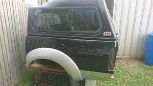 04 Nissan Navara D22 ARB Canopy and Tub Windermere Bundaberg City Preview