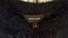 River island soft sweater