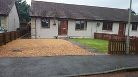 3 bedroom bungalow in Invergordon for rent