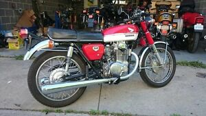 For Sale 1970 cb 350