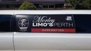 Morley Limos Perth Featuring Limo Bob the Dog Bassendean Bassendean Area Preview