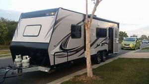2014 Talvor Caravan Like Brand new Bellmere Caboolture Area Preview