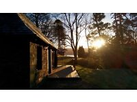 Romantic Holiday Cottage to Rent on Private Estate in Argyll, by the Loch - Sleeps 2, Dogs Welcome