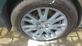 "17"" RENAULT ALLOYS"
