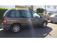 Chrysler voyager 8 seater