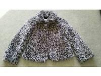 Fur coat. 9