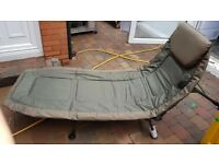 Nash H Gun 3 Legged fishing/ camping chair like new