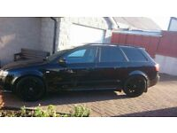 For Sale: AUDI A4 AVANT 2.0TDI (170PS) 2007 S LINE BLACK SPECIAL EDITION