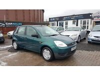"""£30 A YEAR ROAD TAX"" FORD FIESTA FINESSE 1.4 TDCI (2003) - LOW MILEAGE - 5 DOOR - HPI CLEAR!"