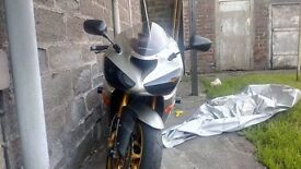 For sale or swap with car Kawasaki zx6r