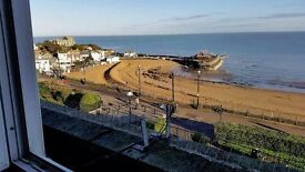 4 Bedroom Apartment with spectacular views of Broadstairs beach