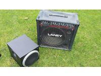 2 speaker amps