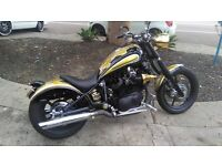 Honda vtec 2.0 se sport / for big cc bike
