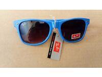 Brand new Rayban Wayfarer Sunglasses. £16 posted.