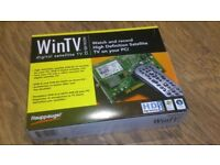 Hauppauge WinTV Nova HD S2 - High Definition Satellite TV on your PC