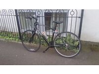 Specialized Sirrus, 21 inch Bike in good condition, 21 gears- excellent to drive.