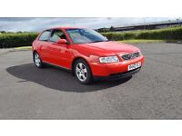 Audi A3 1.8t 150bhp, very clean car....