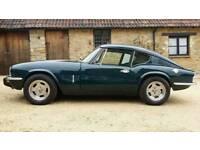 Triumph GT6 Mk3 classic car