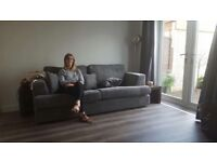 BRAND NEW NEXT STRATUS LARGE 3 SEATER SOFA
