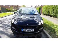 Smart Forfour hatchback 1.1 petrol, manual