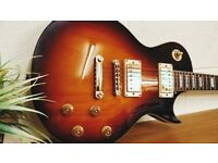 Beautiful Vintage V100 Les Paul in Tobacco Burst
