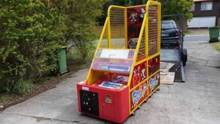 Arcade Basketball machine in good working order