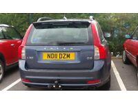 volvo v50 r design 2.0 diesel 2011 selling as spares or repair cam belt broken not running tow away