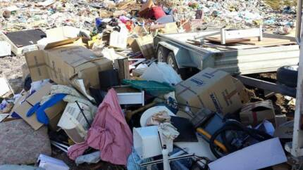 The Terrace - Rubbish Removal Service Raymond Terrace Port Stephens Area Preview
