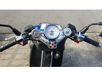 excellant condition italijet dragster 50cc