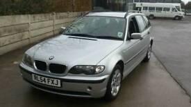BMW E46 320D TOURING (BREAKING)