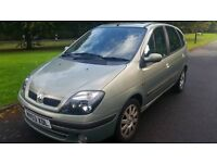 renault scenic diesel 2003 03 good reliable car all the extras only 104,000 miles 9 months mot £300