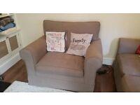 "1 x John Lewis ""snuggler"" sofa for sale"