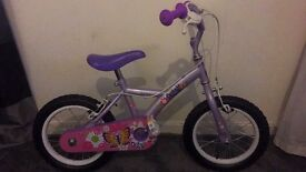 Girls Halford bike