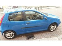 FIAT PUNTO SPORT FOR SALE - MOT APRIL 2017 - DRIVES BEAUTIFULLY